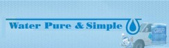 Water Pure and Simple Logo