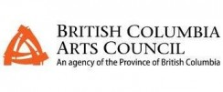 British Columbia Arts Council Logo