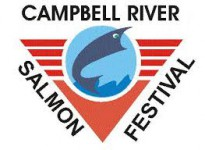 Campbell River Salmon Festival Logo