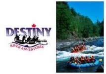Destiny River Adventures Logo