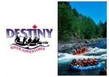 Destiny River Adventures Logo