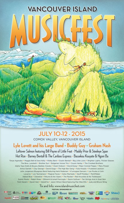 Mfest 2015 Poster