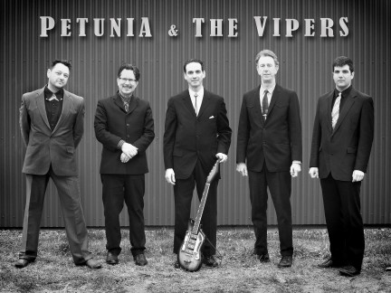 Petunia & The Vipers - Full Line Up