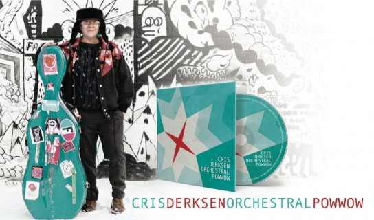 Cris Derksens Orchestral Pow-Wow Collaborative Project