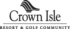Crown Isle Resort & Golf Community Logo