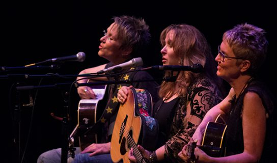 Three Women and The Truth (Eliza Gilkyson, Mary Gauthier, Gretchen Peters)