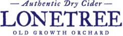 Lonetree Cider Company Logo