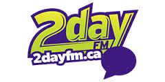 99.7 2Day FM Logo