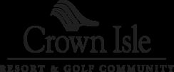 Crown Isle Resort & Golf Community Logo