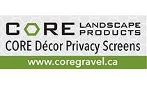 Core Landscape Products Logo