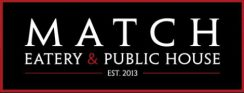 Match Eatery & Public House Logo