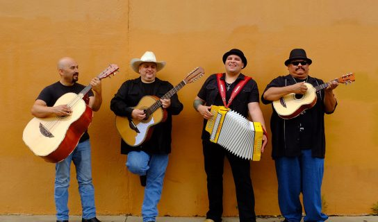 Los Texmaniacs and the Lone Star Amigos